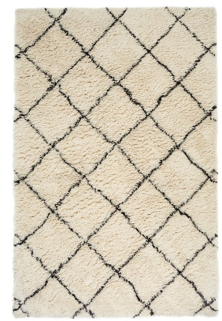 Wool Handtufted Carpet _Moda Putty
