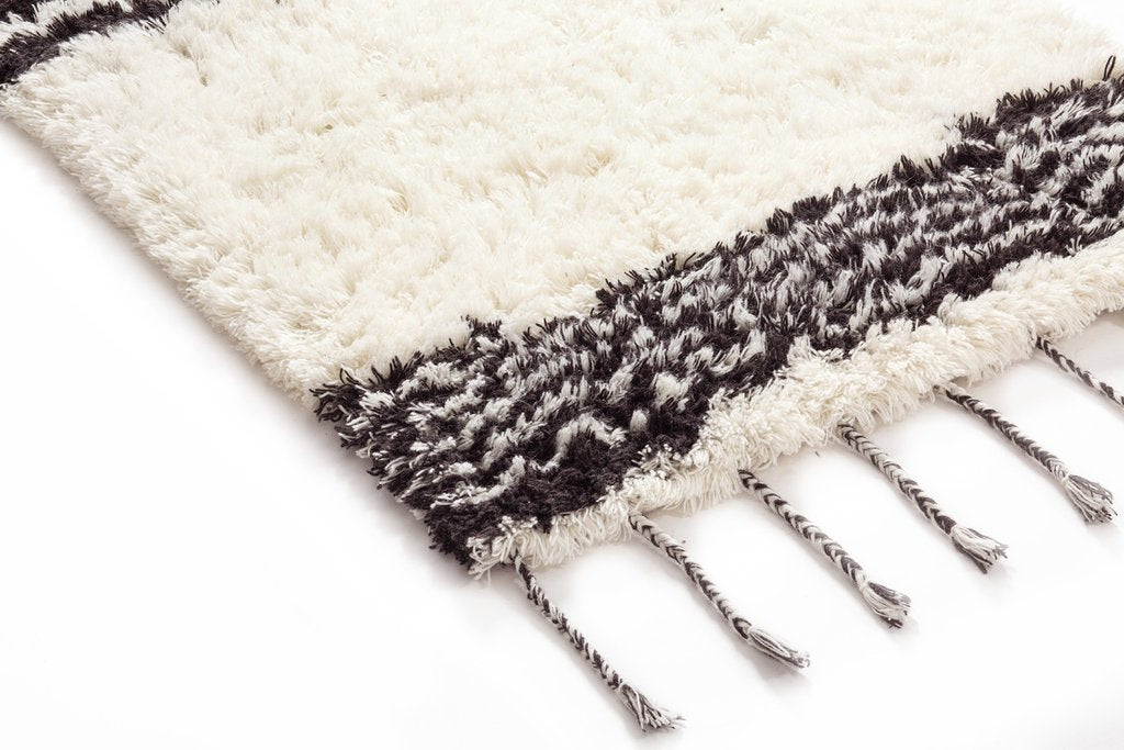 Wool HandTufted Carpet _ Greta Stripe