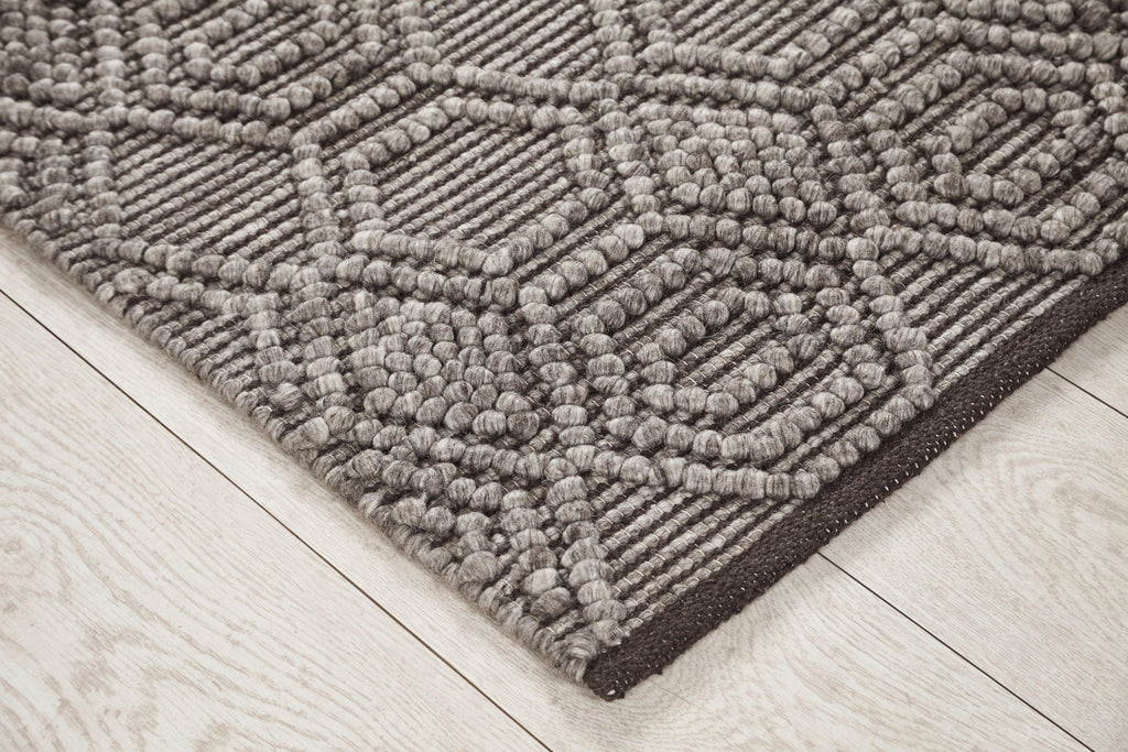 Natural Wool Handwoven Rug_Rio