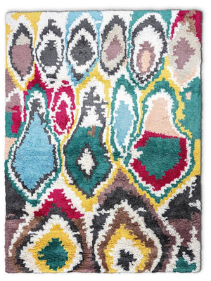 Wool Hand Tufted Carpet _Seb