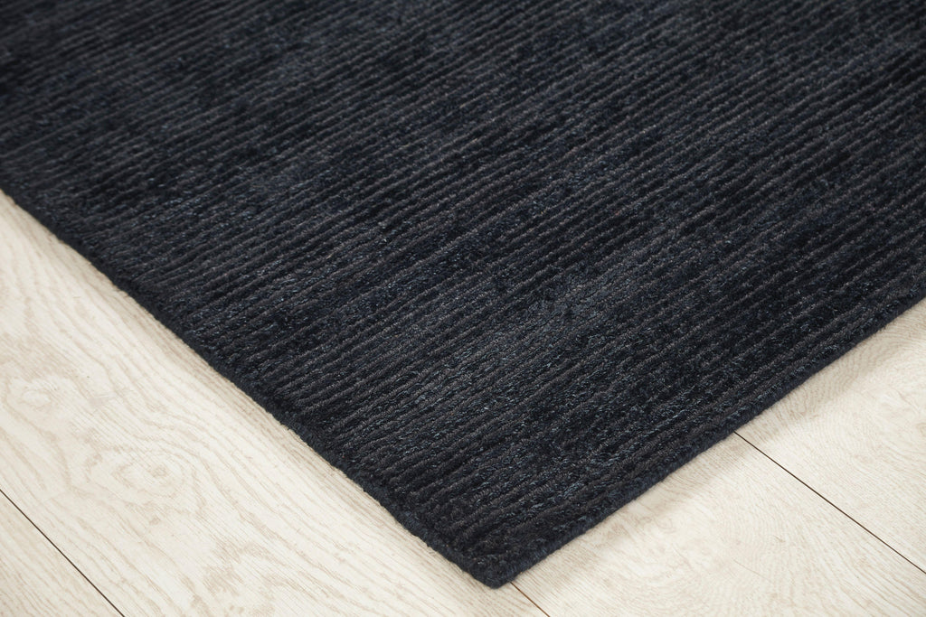 Wool & Viscose HandKnotted Carpet- Loop & Cut