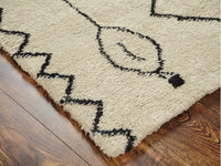 Wool Hand Knotted Moroccan Carpet_Perry