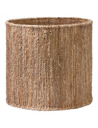 HEMPHANDWOVEN ROUND - STORAGE BASKETS Hemp HandMade