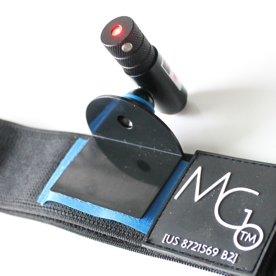 laser pointer for physical therapy