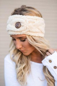 The softest coziest headband