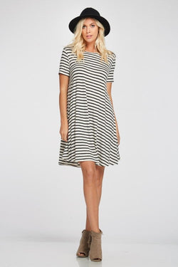 Hmm... love-it, striped dress