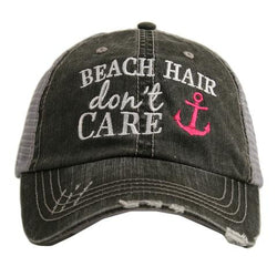 Women's embroider beach hat