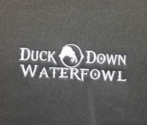 Duck Down Waterfowl Custom Logo