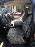 Poly Canvas Seat Covers
