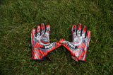 Detroit CQB Glove- Red