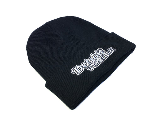 Detroit Paintball Check'em Beanie