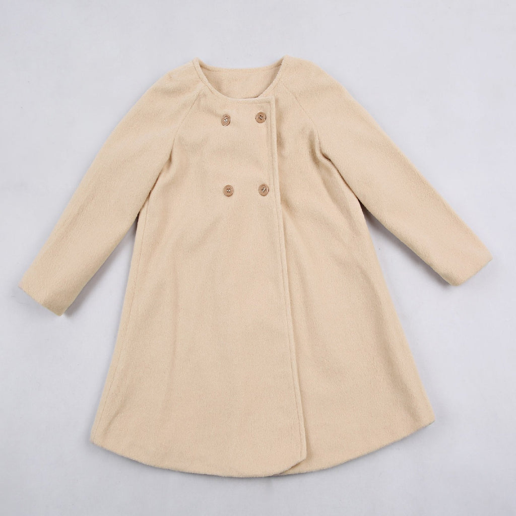 Cute Trendy Jacket Kids Clothing Boy Girl Casual Outfits Winter Coat Kids Long Coat
