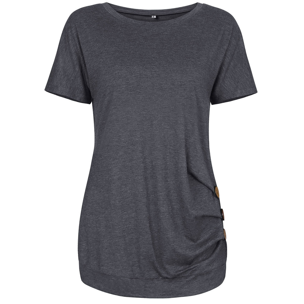 Women's Short Sleeve T-shirt Tops 8 Colors for Choices