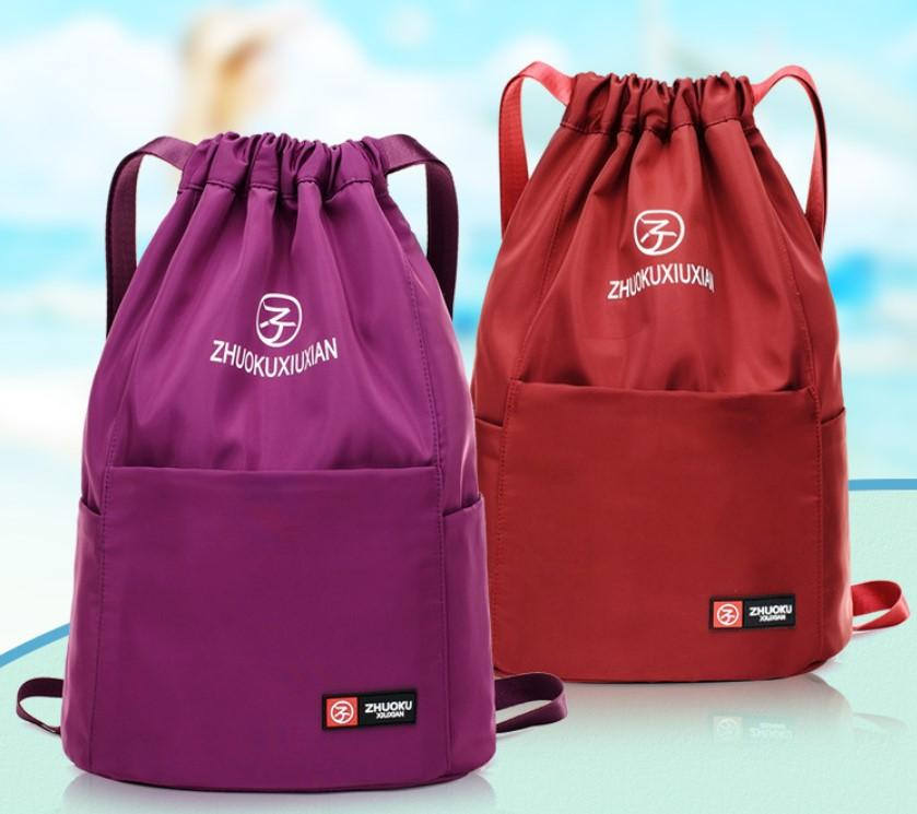 Large Waterproof Women Backpack Nylon Bag Outdoor Backpack