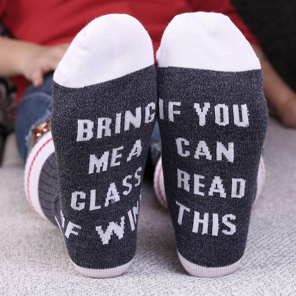 If You Can Read This Socks 6