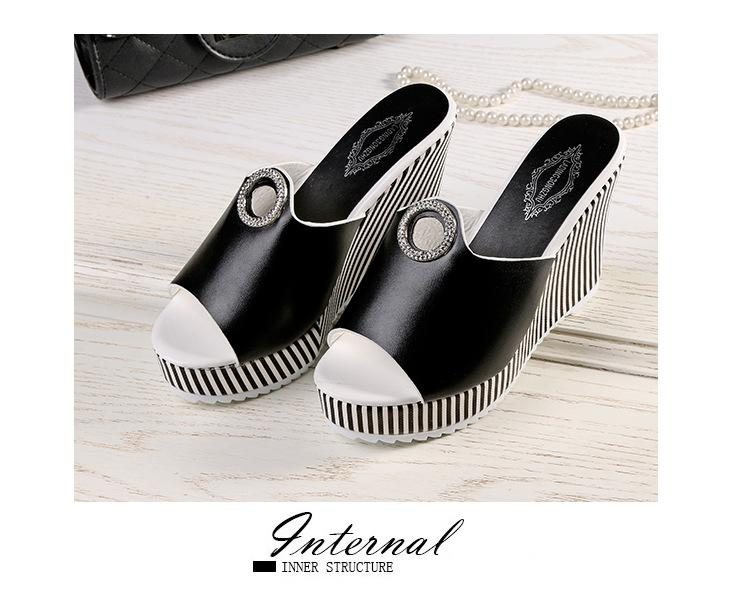 New Fashion Women Sandal Summer Shoe Fish Head Sandals Women's Shoes