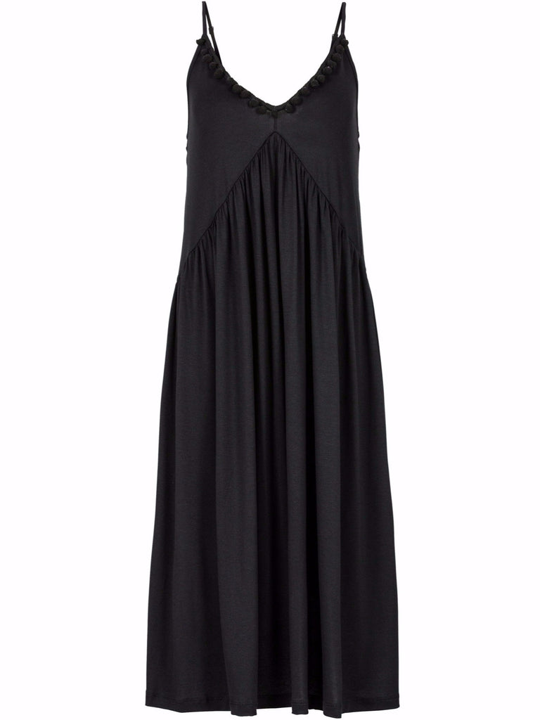 LADIES PLUS SIZE CHIC SLEEVELESS SUMMER LONG LOOSE DRESS