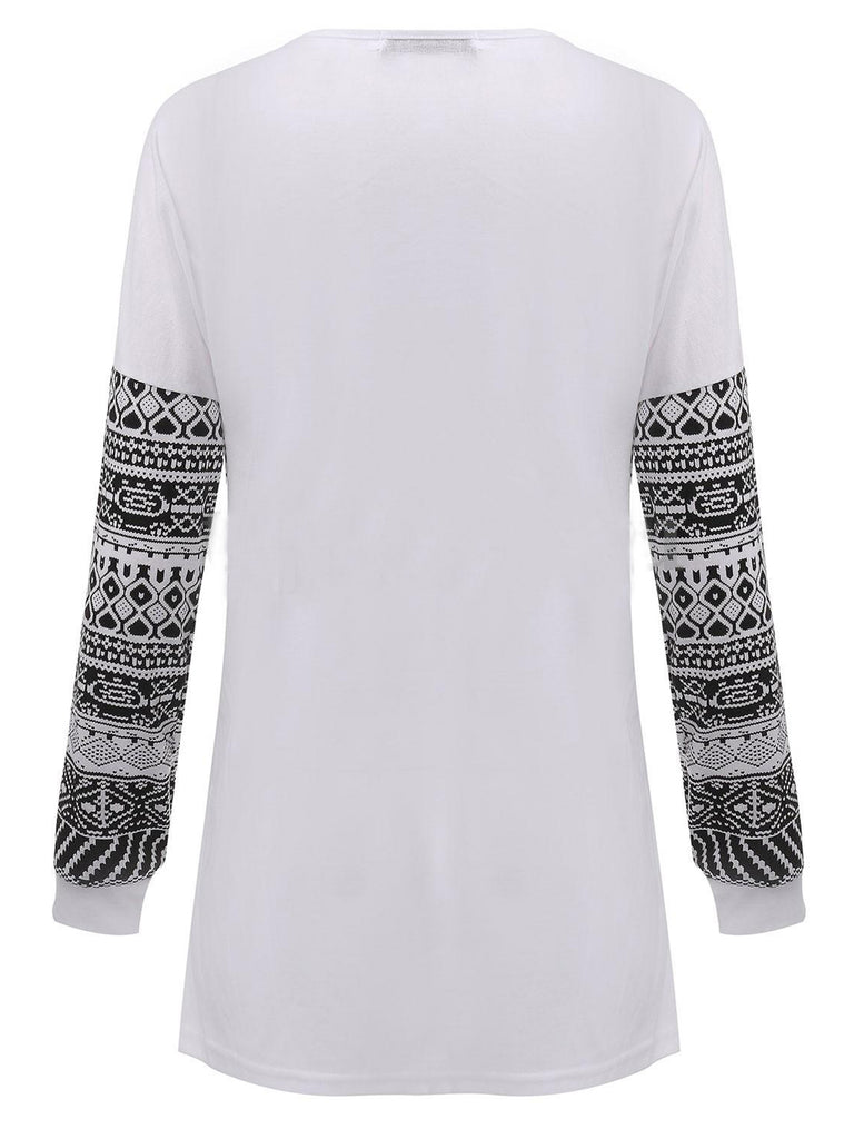 Womens Long Sleeves Top Casual sweater tops