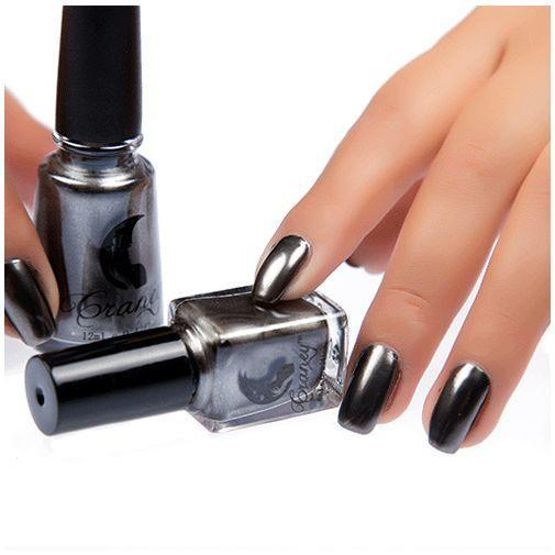 Kissvivi® 6 ml Mirrored Nail Polish Sexy Metal Nail Polish