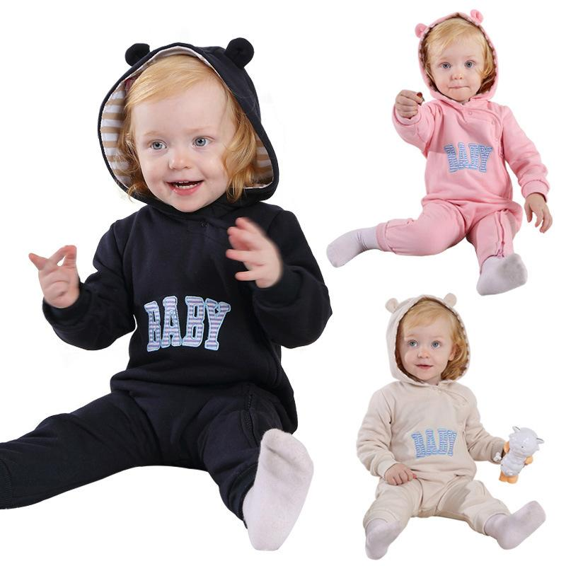 Baby Girls Boys Clothes baby Cotton Romper Jumpsuit