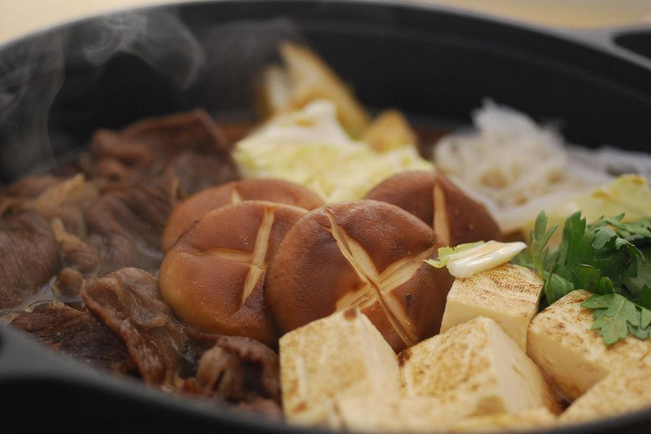 Sukiyaki, a Traditional Japanese Food for Special Occasions