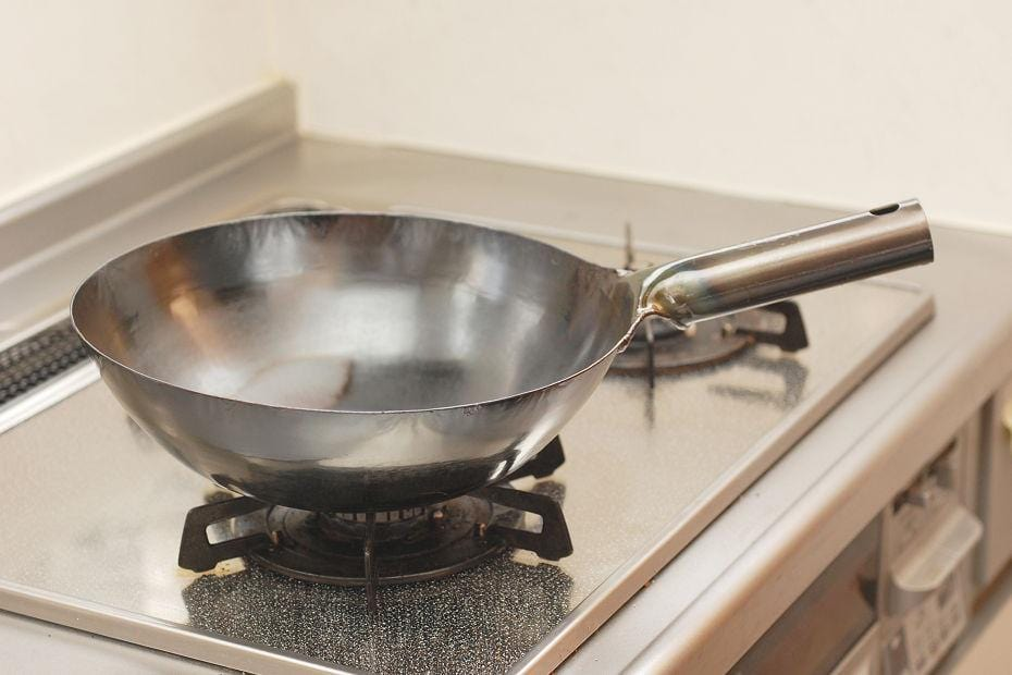 Have an all-around Japanese wok in your kitchen!
