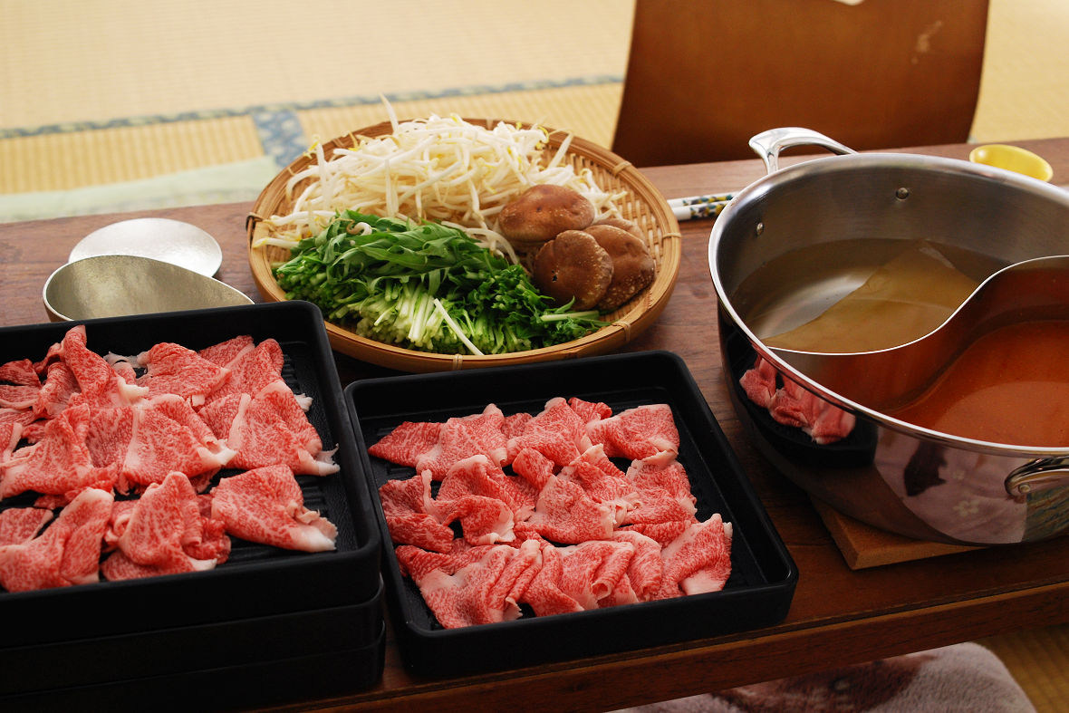 """Shabu Shabu"" - a Healthy Japanese Style to Eat Meat"