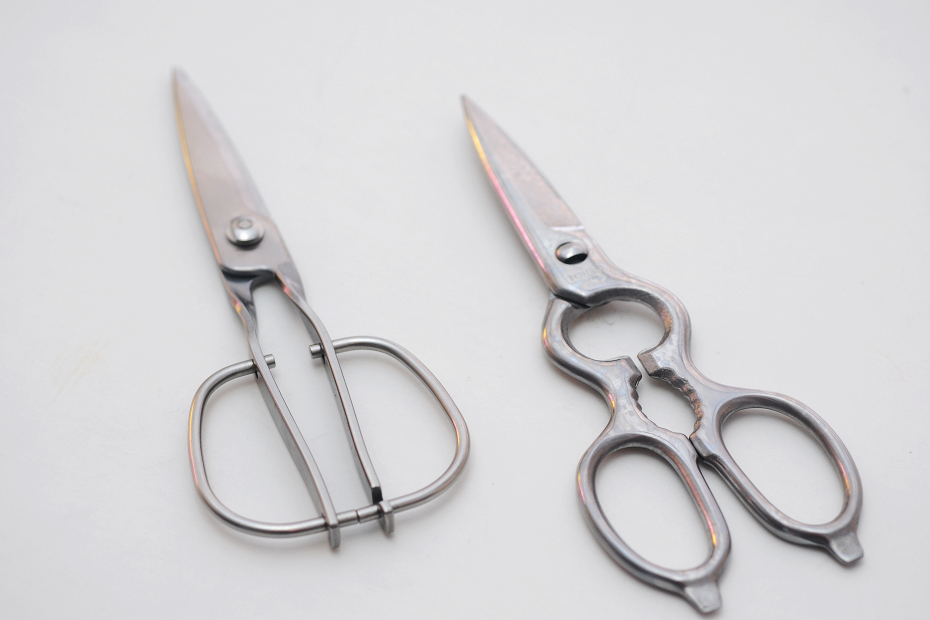 Professional tools can be used at home. ― Ideal Kitchen Scissors.