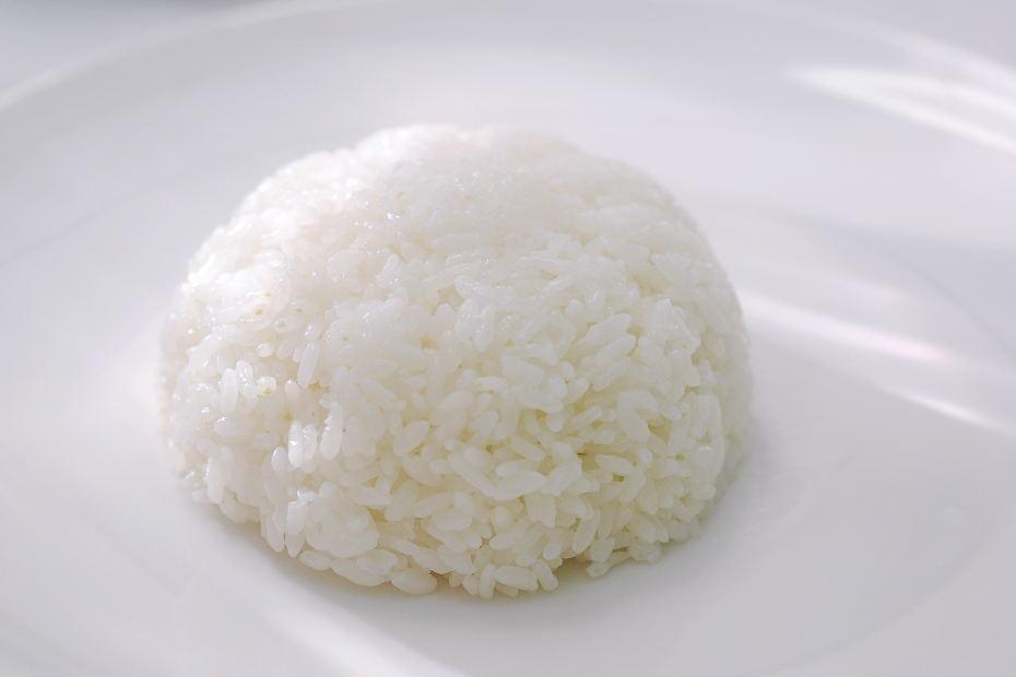 Chrysanthemum-Shaped Rice