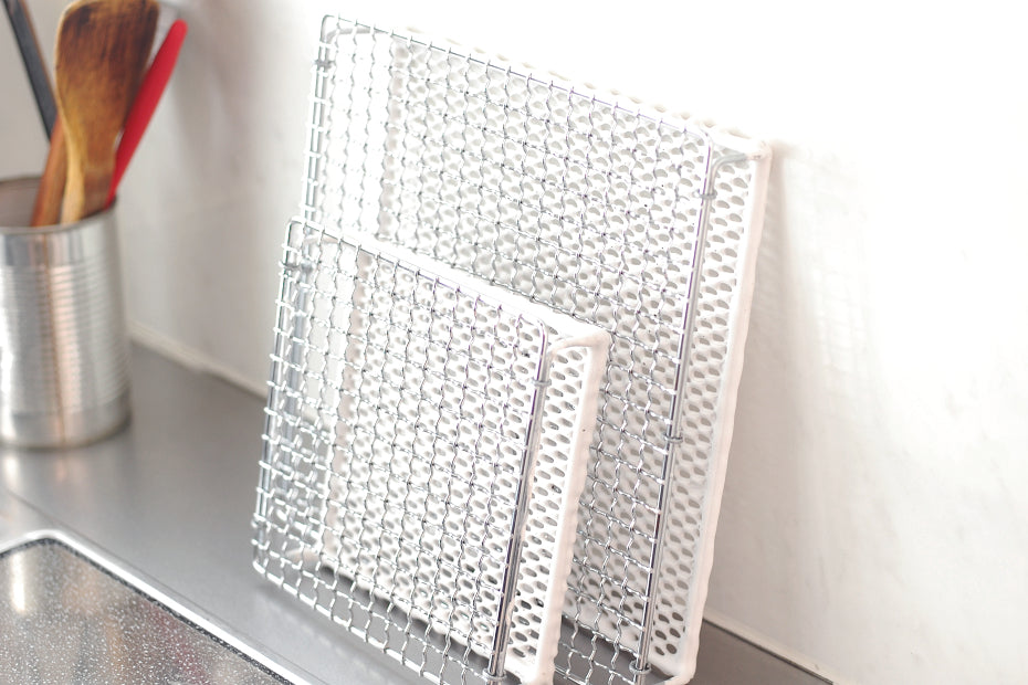 Marujyu Ceramic Far-Infrared Barbecue Grill Mesh (4)