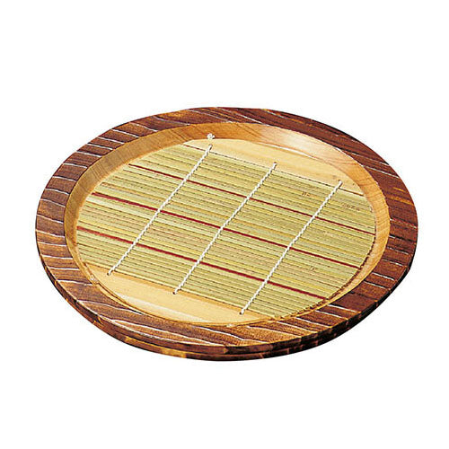 Yamacoh Round Soba Serving Plate
