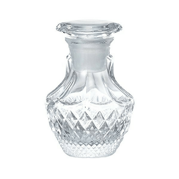 Aderia Handmade Glass Leak-Proof Soy Sauce Cruet with Stopper 65ml (NT208) Soy Sauce Dispensers