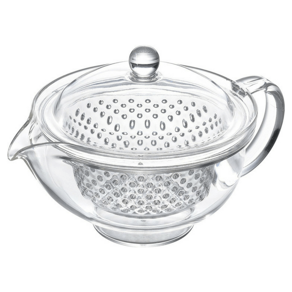 Akebono Tritan Teapot with Infuser (4 Colours) 280ml / Clear Teapots