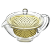 Akebono Tritan Teapot with Infuser (4 Colours) 280ml / Yellow Teapots