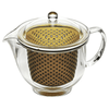 Akebono Tritan Teapot with Infuser (4 Colours) 480ml / Brown Teapots