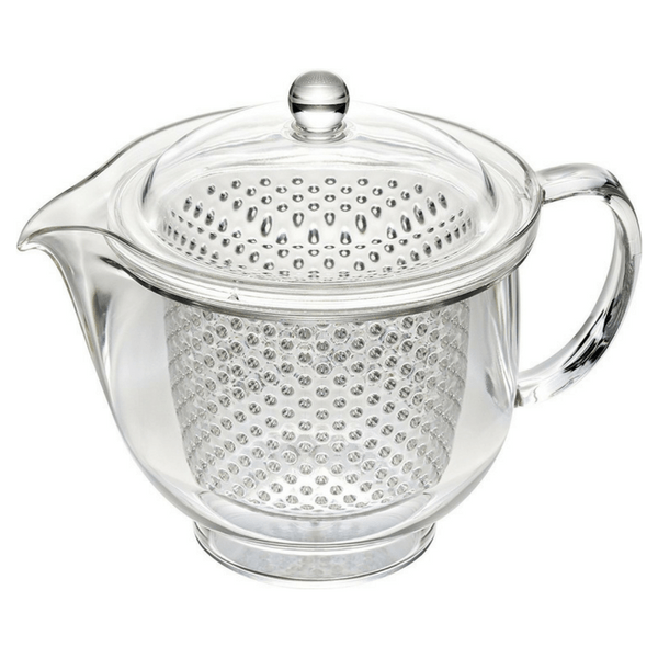 Akebono Tritan Teapot with Infuser (4 Colours) 480ml / Clear Teapots