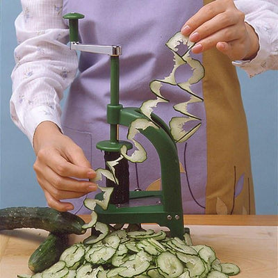 Benriner Cook Helper Slicer Vegetable Spiralizer Vegetable Spiralizers