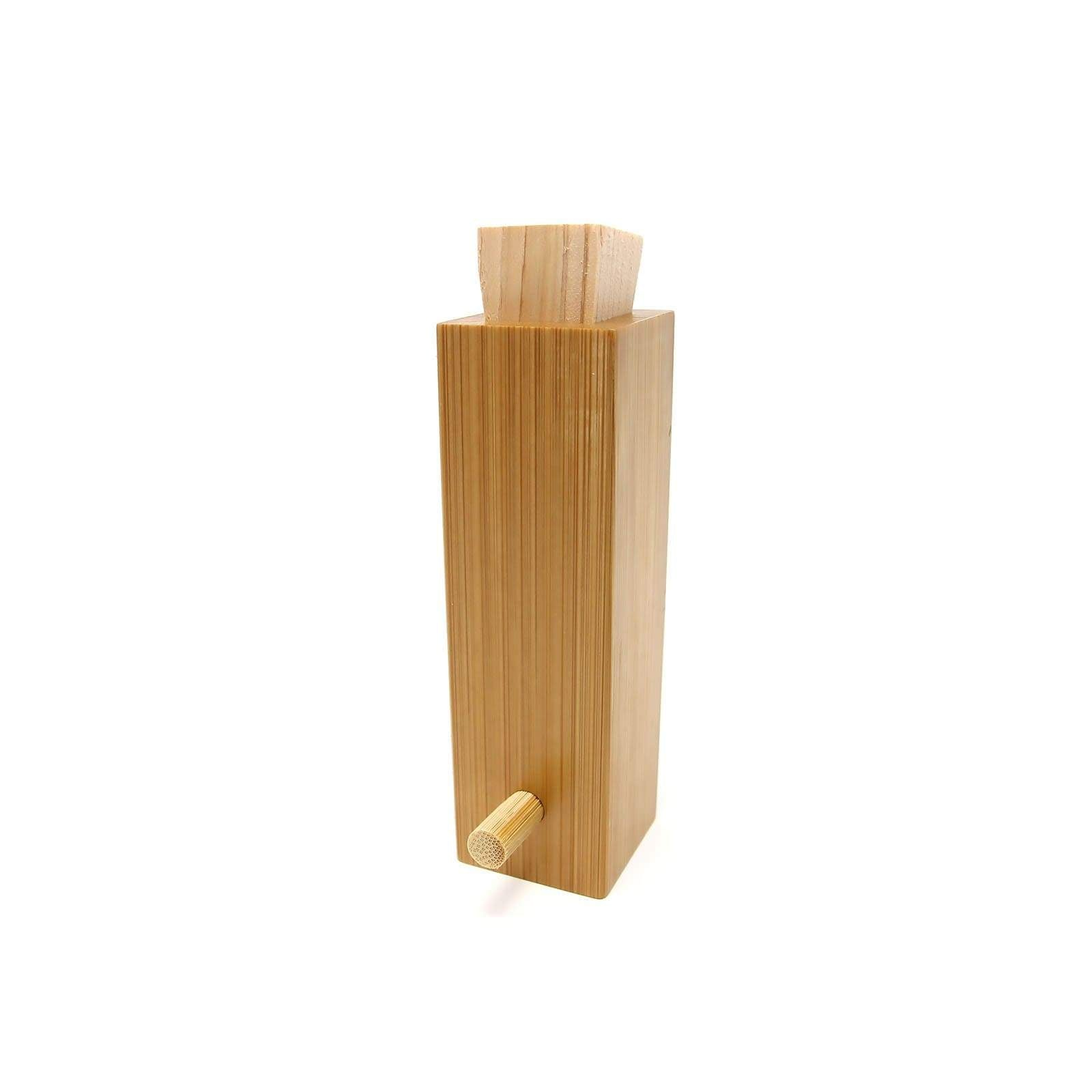 Carbonized Bamboo Shichimi Togarashi Sansho Pepper Spice Jar Spice Dispensers