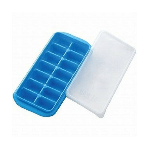 Ebisu Stackable Ice Cube Tray with Lid Ice Cube (PH-F65) Ice Cube Moulds & Trays