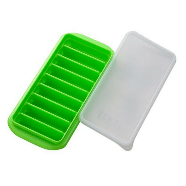 Ebisu Stackable Ice Cube Tray With Lid Globalkitchen Japan