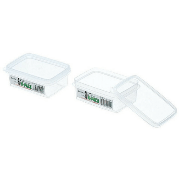 Entec Hi-Pack Rectangular Stackable Food Storage Container 117x84mm 117x84x44mm (S-11) Food Containers