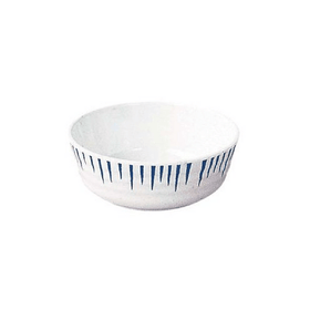 Entec Tokusa Pattern Melamine Low Small Bowl 11.2cm Bowls