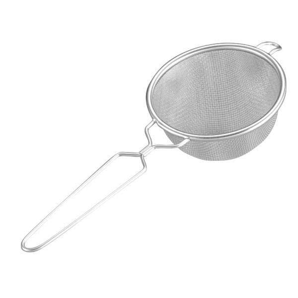 Fujiboshi Stainless Steel Double-Mesh Tea Strainer 85mm Tea Strainers