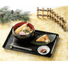 Fukui Craft Non-Slip Rectangular Serving Tray Serving Trays