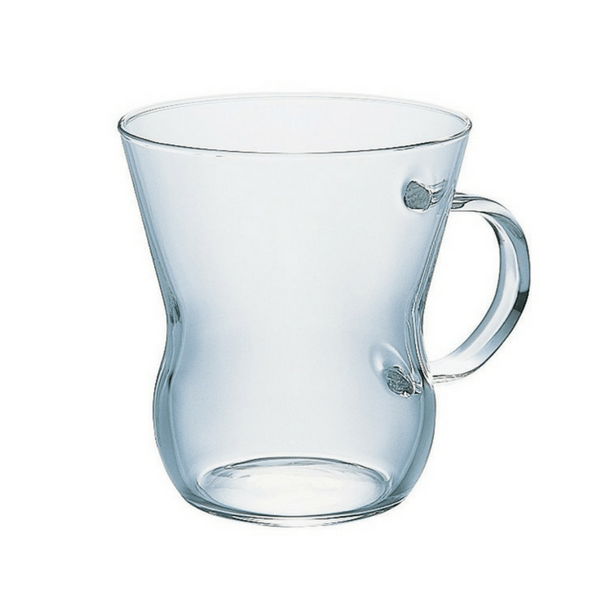 Hario Heat Resistant Glass Mug 300ml Mugs