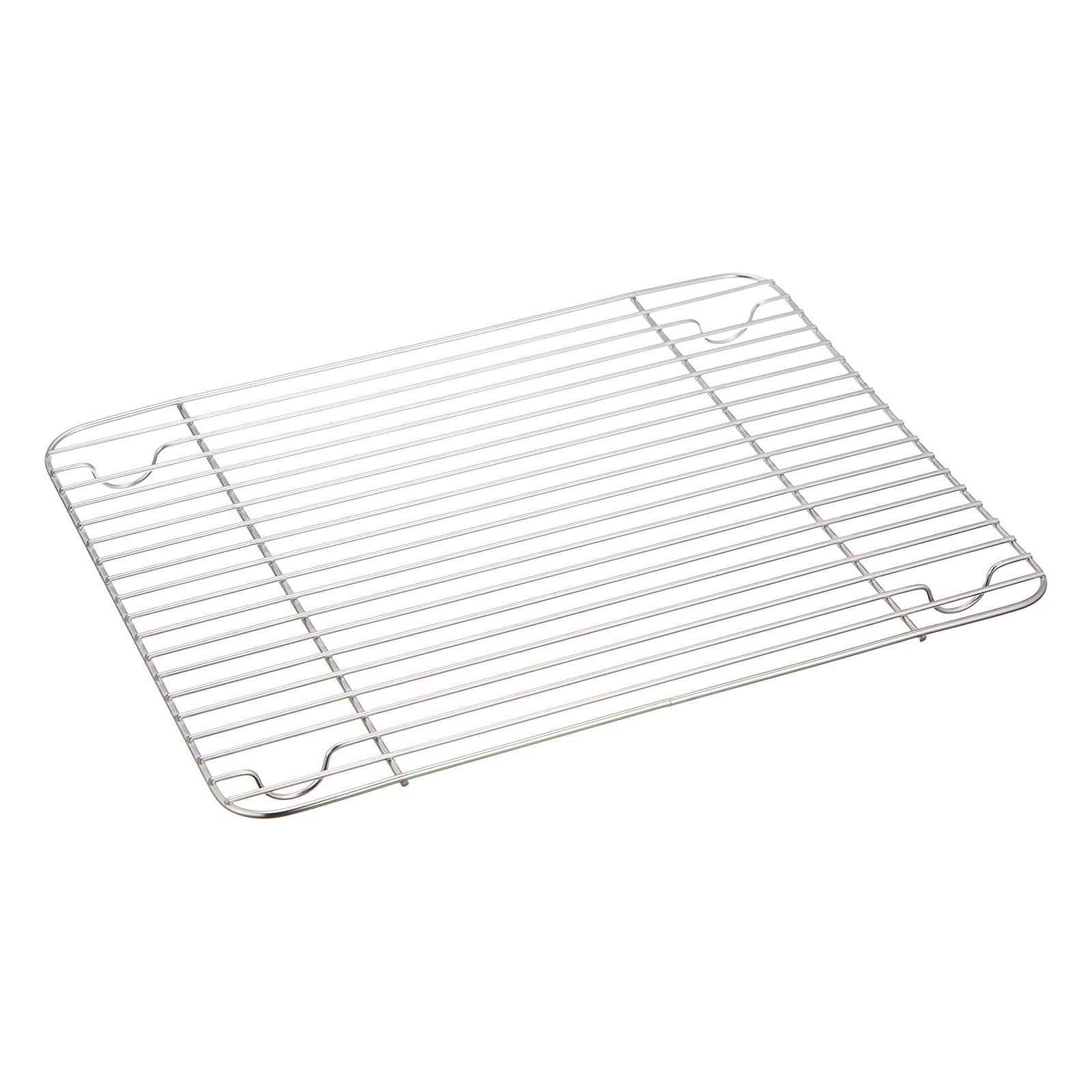 Ikeda Ecoclean Square Mesh Bat Pitch Width 6 mm (9 Sizes) No.9 (175x135mm) Cooling rack