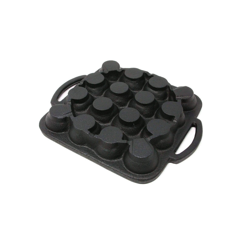 Ikenaga Induction Cast-Iron 16-Ball Takoyaki Pan Takoyaki Pans