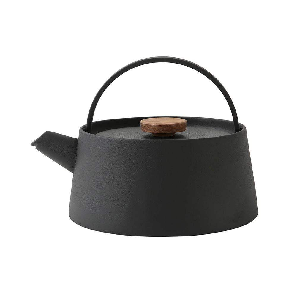 Ikenaga Induction Cast-Iron Tetsubin Kettle with lid knob Kettles