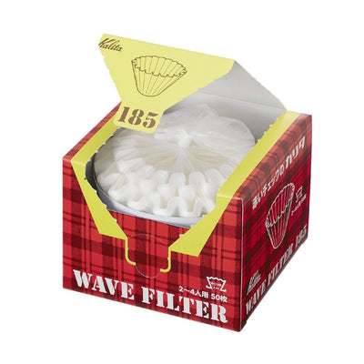 Kalita Wave Series Wave Filter 185 (50P) Filter Papers