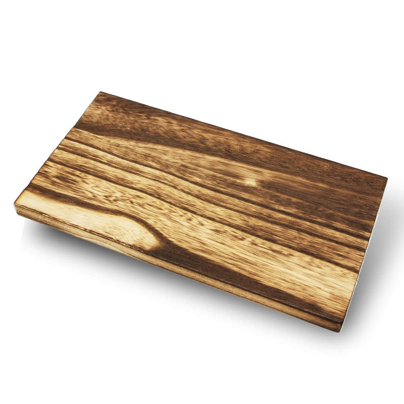 Noto Dia Paulownia Bottom Plate for HIDA KONRO Rectanglar Wooden Bottom Plate for Oven